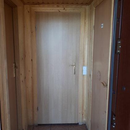 1a. sauna, priešpirtis, WC